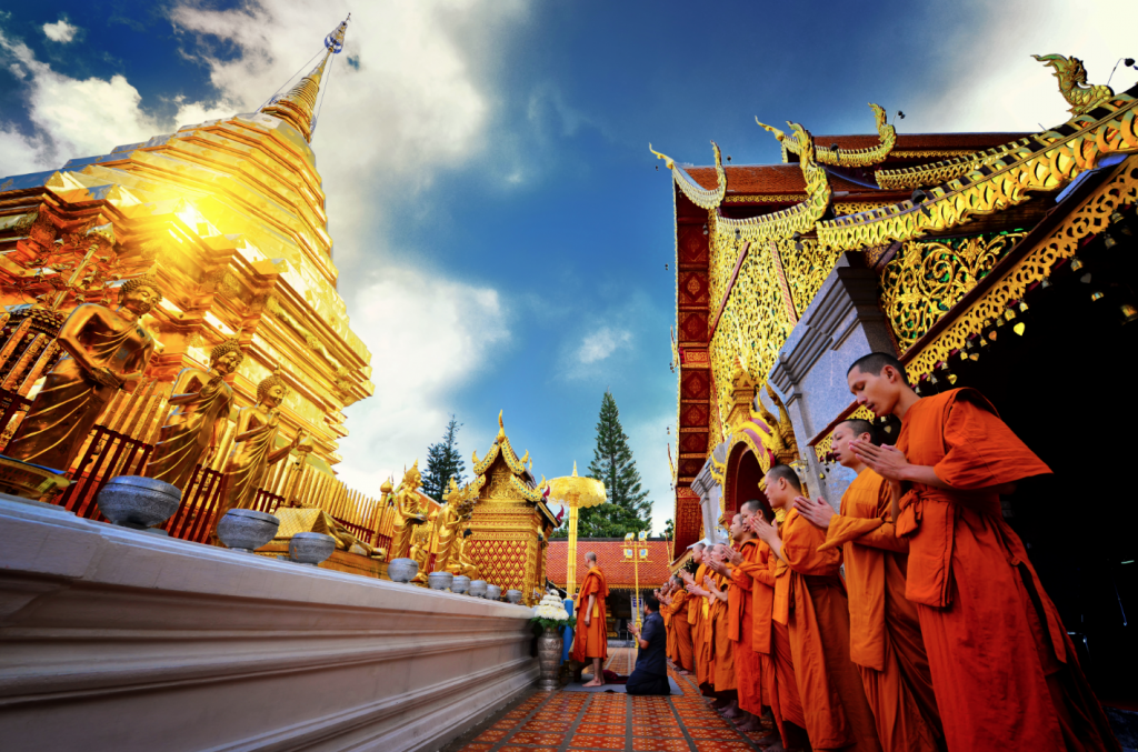 Wat Phra That Doi Suthep temple, Chiang Mai, Thailand (Supplied image)
