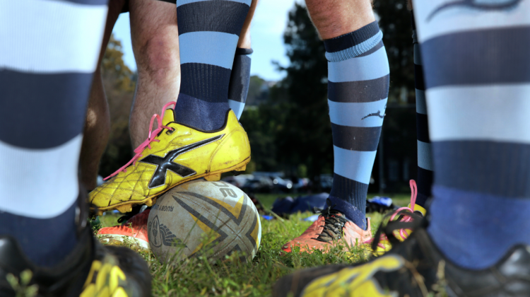 soccer football ball sport team play shoes field