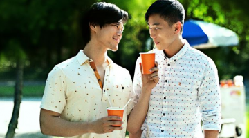 chinese gay couple Front Cover movie