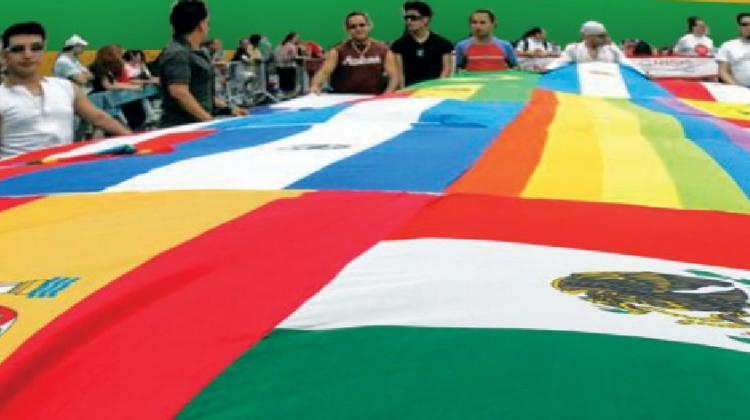 LGBTI People from Latin American and Hispanic Backgrounds