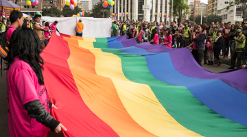 Colombia is the latest country to have marriage equality. Picture: Diego Cambiaso/Flickr.