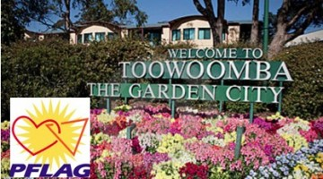 PFLAG Toowoomba & Darling Downs (photo: website)