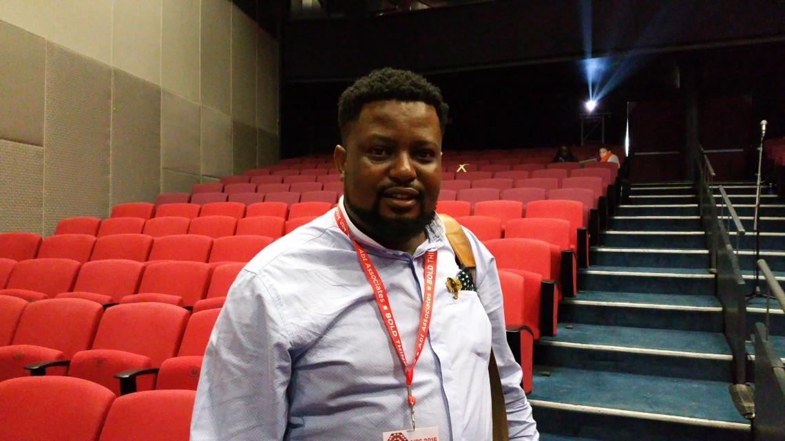 Humphrey Ndondo. Picture: Benjamin Riley
