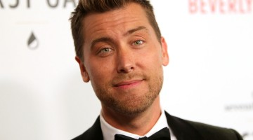 Lance Bass. Photo: David Livingston/Getty Images via Logo Tv