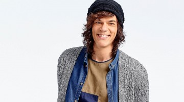 Socratis Otto has captured the hearts of Wentworth viewers all over the globe. Picture: Foxtel