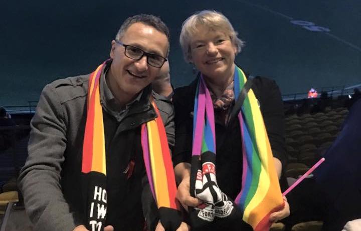 Gay marriage years away after Greens veto plebiscite