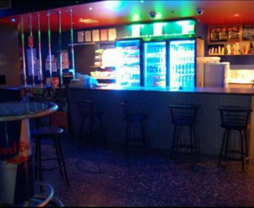 Aarows sex-on premises venue has been the target of a shooting in the past. Picture: Aarrows' website.