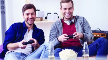 'Gaymers' are one of the latest trends in the gay community. Picture: Thinkstock