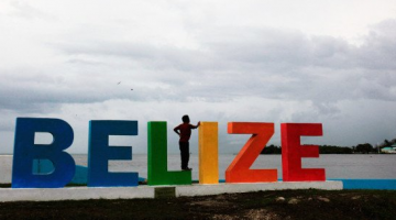 Belize. Photo: Twitter