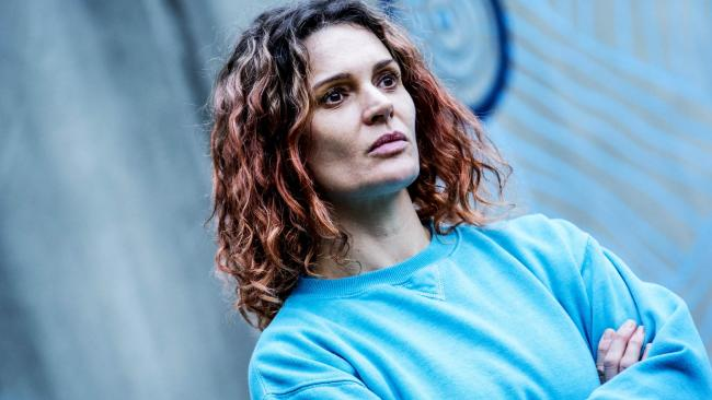 Danielle Cormack opens up on what it's like after the death of Bea Smith. Picture: Foxtel