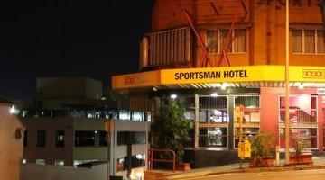 Sportsman Hotel Brisbane
