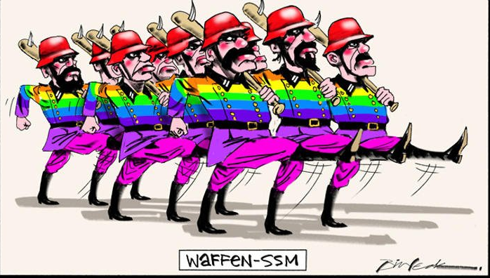 The controversial Bill Leak cartoon. Picture: Bill Leak/The Australian.