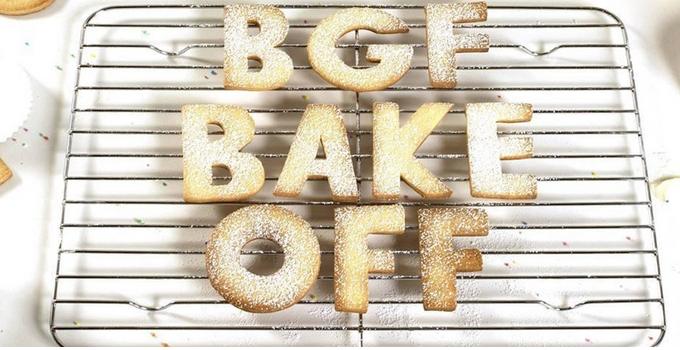 Bobby Goldsmith Foundation (BGF) Bake Off. Photo: Supplied