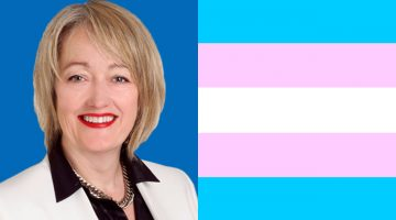 Louise Staley trans