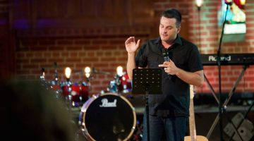 Activate Church's Pastor Brad Chilcott. Photo: Facebook