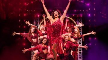 Kinky Boots: Land of Lola. Photo: Matthew Murphy