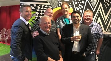 GALTA Board Members at the recent AGM in Adelaide. Photo: Supplied