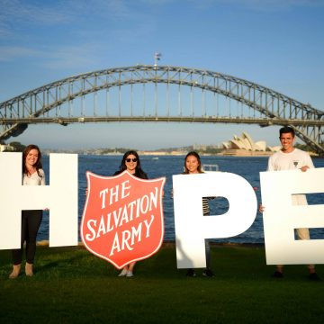 Salvation Army Photo: Facebook via Salvation Army Australia