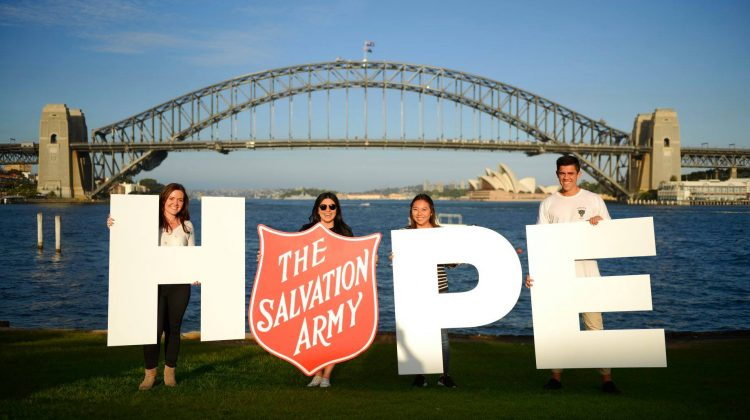 Salvation Army Photo: Facebook via Salvation Army Australia