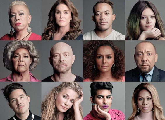 Caitlyn Jenner is just one of the stars who appears in the new documentary, 'The Trans List'