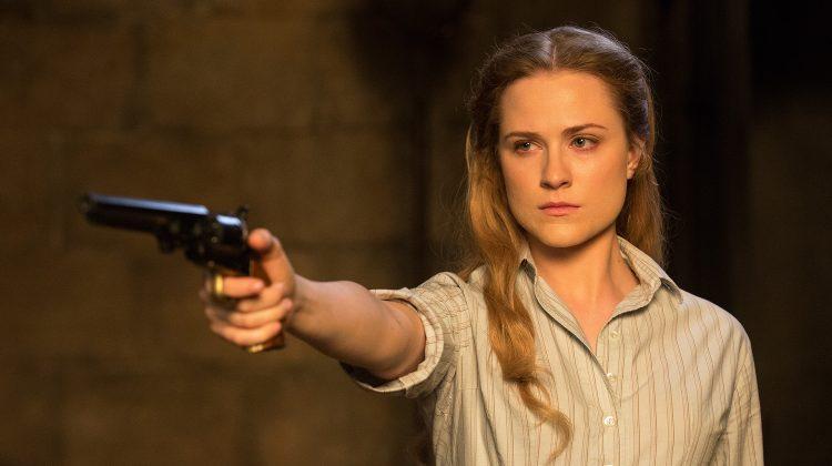 Evan Rachel Wood in Westworld. Photo: HBO