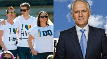 marriage equality malcolm turnbull