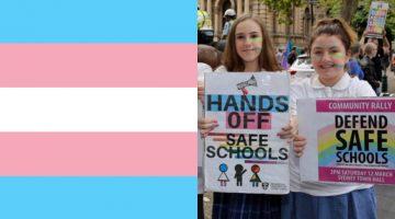 trans safe schools