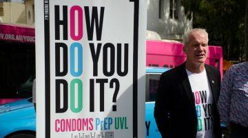 ACON HIV campaign
