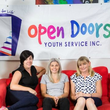 trans youth service