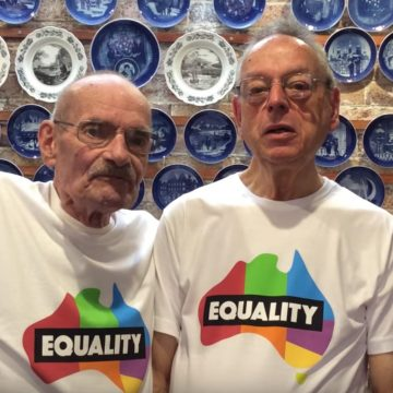marriage equality gay couple